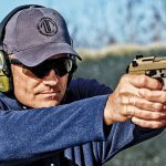 Beretta M9A3 9mm pistol tactical range
