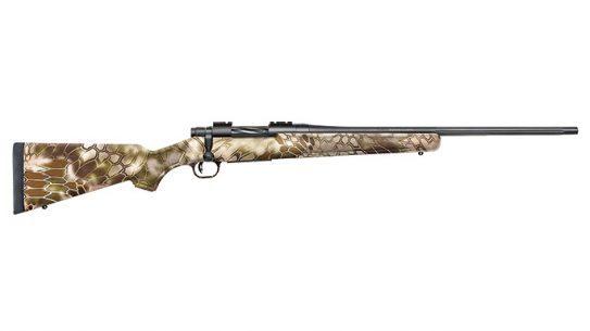 Mossberg Kryptek Highlander Patriot rifle