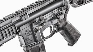 Ruger SR-556 Takedown review controls