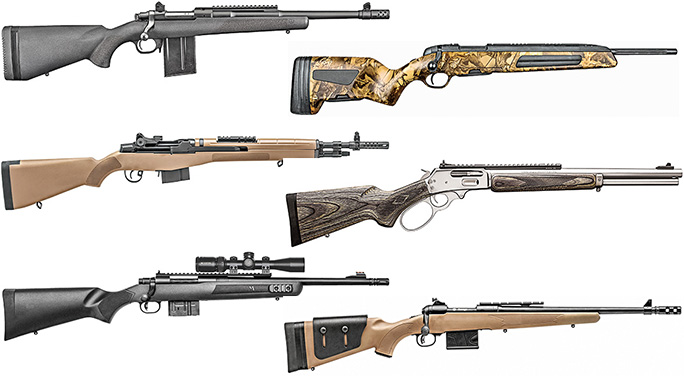 The 6 Best Scout Rifles For Today's Shooters