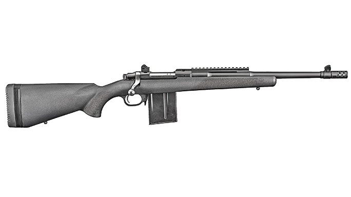 Scout Rifles Ruger Gunsite Scout