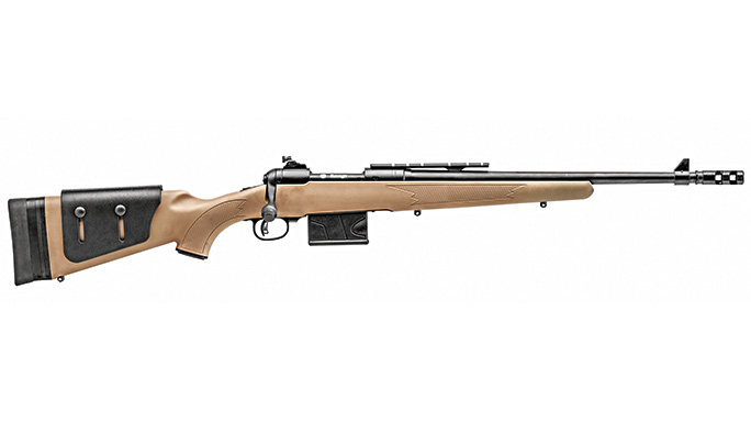 Scout Rifles Savage Model 11 Scout