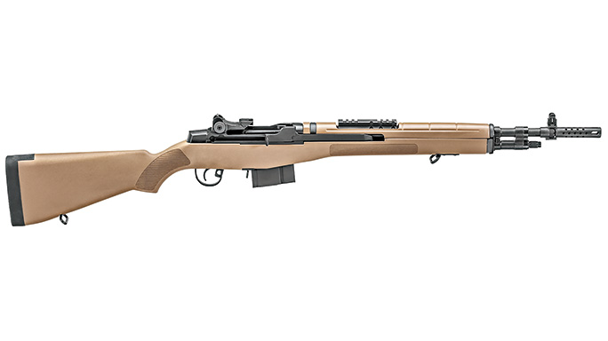 Scout Rifles Springfield Armory M1A Scout Squad