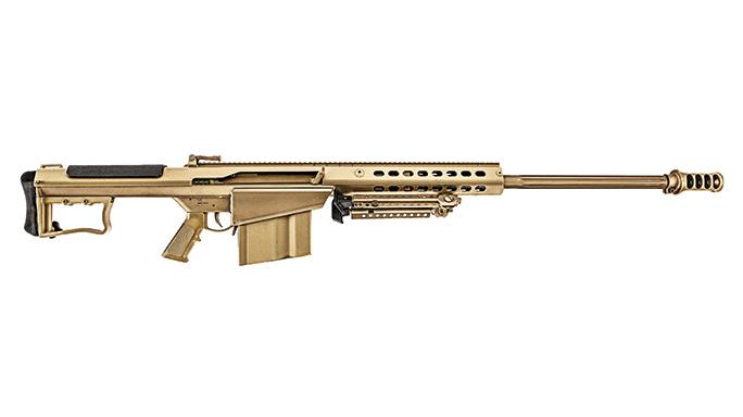 Tool Maynard James Keenan Barrett Barrett M107A1 .50 BMG