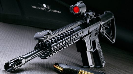 Wilson Combat AR9 9mm Pistol Caliber Carbine lead