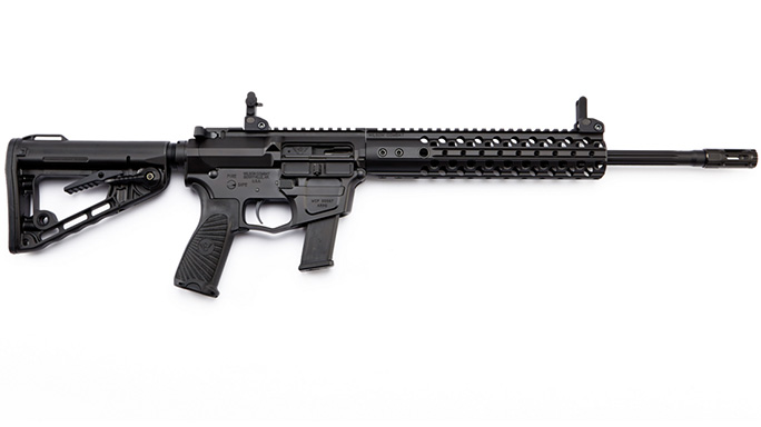 Wilson Combat AR9 9mm Pistol Caliber Carbine right