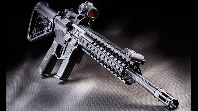 Wilson Combat AR9 9mm Pistol Caliber Carbine solo