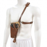 World War Supply US M7 Brown Shoulder Holster