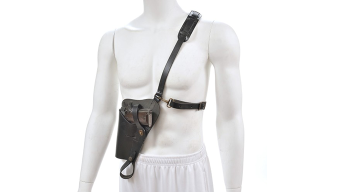 World War Supply M7 Shoulder Holster Black