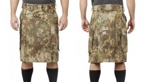 5.11 Tactical Duty Kilt Kryptek Camo