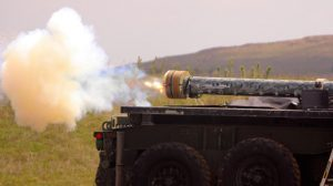 Army Railgun Unlimited Laser Weapons