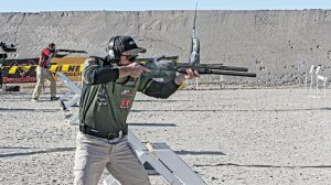 3-Gun Matches 2016 shotgun