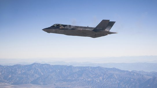 Eielson Air Force Base F-35A Lightning II