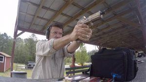 FN America FNX-45 Tactical pistol