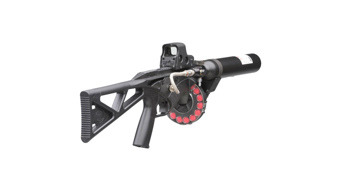 FN 303 Less Lethal Launcher FN America lead