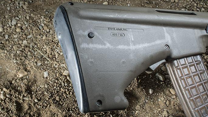 Steyr AUG A3 M1 CQB Bullpup stock