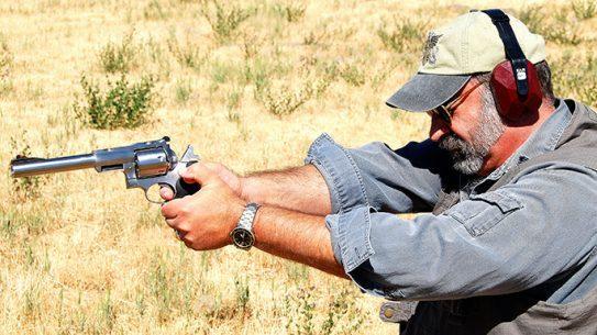 Magnum High-Powered Pistols, Revolvers