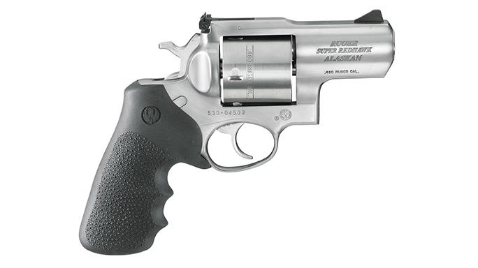 Magnum Pistols Revolvers Ruger Super Redhawk Alaskan