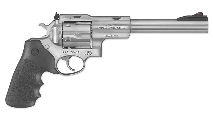Magnum Pistols Revolvers Ruger Super Redhawk