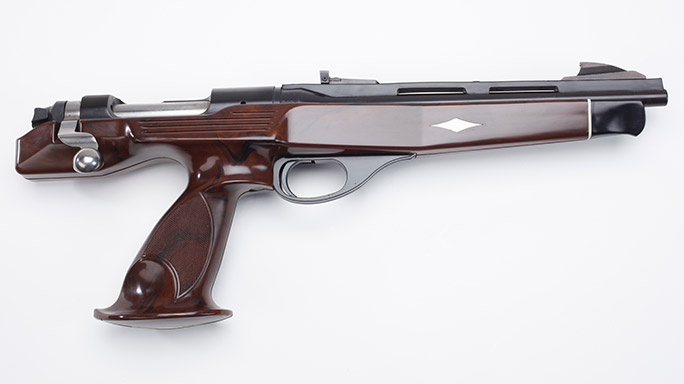 Remington Bicentennial 200th pistol