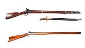 Remington Bicentennial 200th rifles
