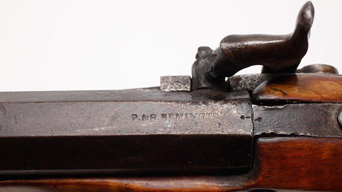 Remington Bicentennial 200th logo