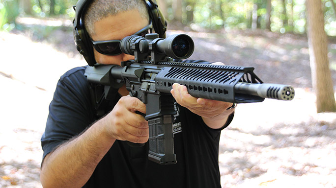 Seekins Precision SP10 .308 Rifle action GBG