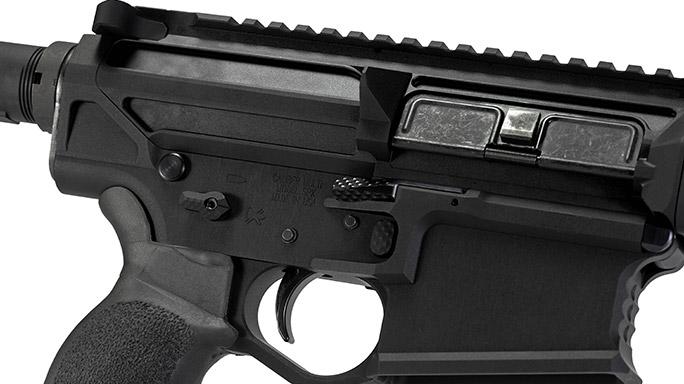Seekins Precision SP10 .308 Rifle controls GBG