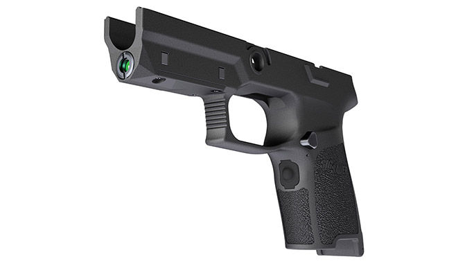 Sig Sauer Electro-Optics LIMA5 Laser Grip