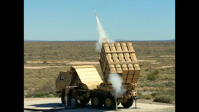 Mini Hit-To-Kill Missile Army full