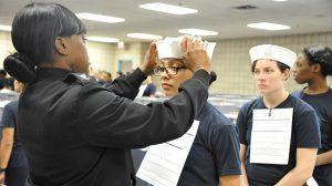 Dixie Cups Navy Women 2016