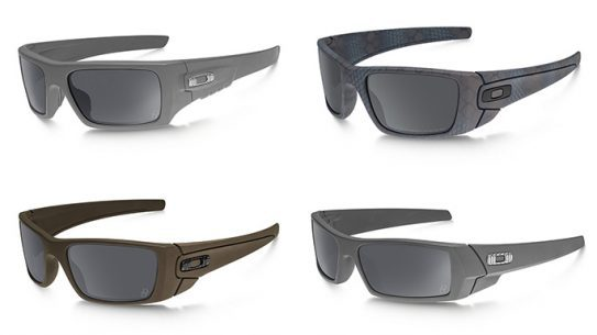 Oakley Daniel Defense Cerakote Collection Eyewear