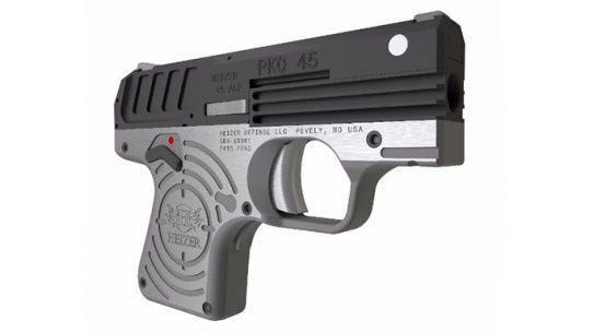 Heizer Defense PKO-45 Pocket Pistol