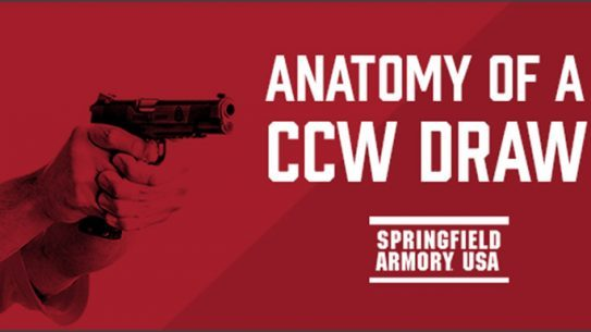 Concealed Carry Draw Springfield Armory E-Book