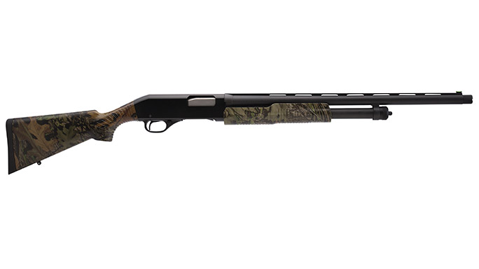 Stevens 320 12-Gauge Turkey Pump Shotgun
