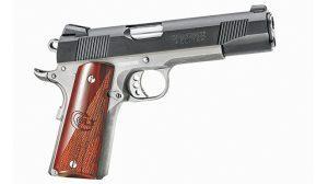 Competition 1911 Pistols Colt Combat Elite