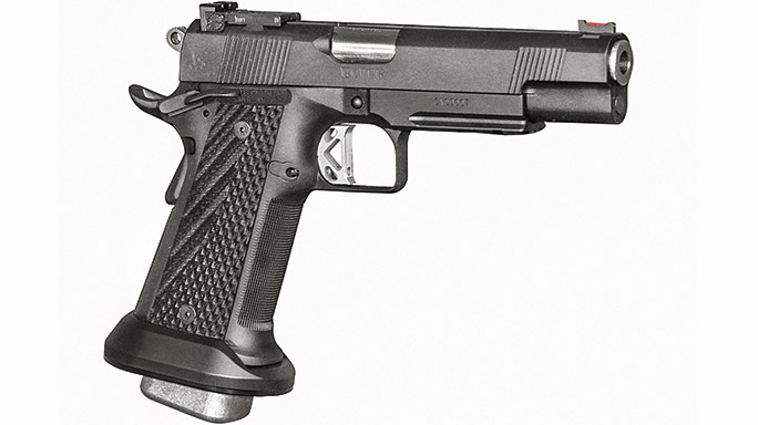 Competition 1911 Pistols Dan Wesson Elite Series Chaos