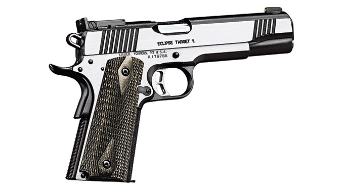 The 20 Best 1911 Pistols For Competition Shooting