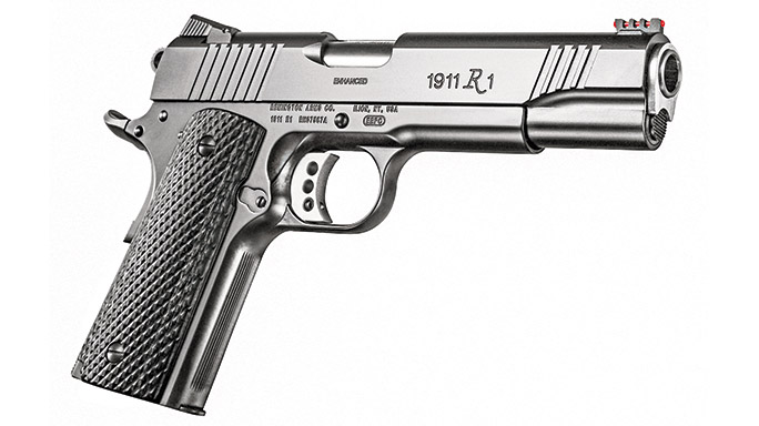 Competition 1911 Pistols Remington 1911 R1 Enhanced
