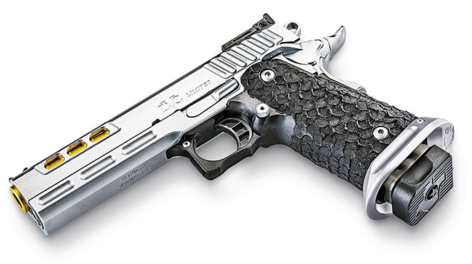 Competition 1911 Pistols STI DVC Limited