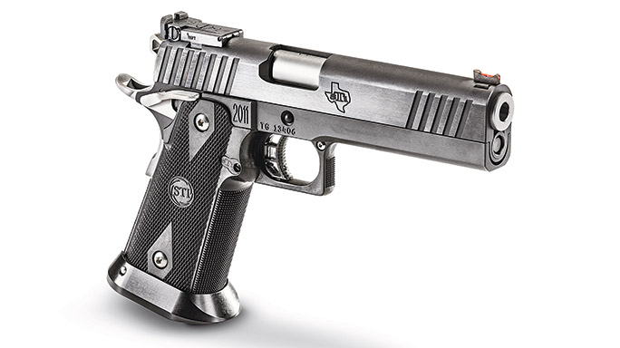 Competition 1911 Pistols STI Edge