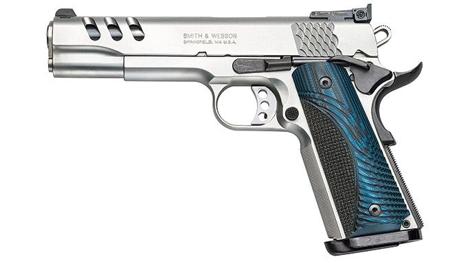 Competition 1911 Pistols Smith & Wesson SW1911 PC
