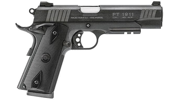 Competition 1911 Pistols Taurus PT1911