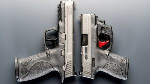 Apex Tactical Smith & Wesson M&P pistols lead