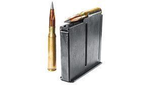 MG Arms Behemoth .50 BMG rifle magazine