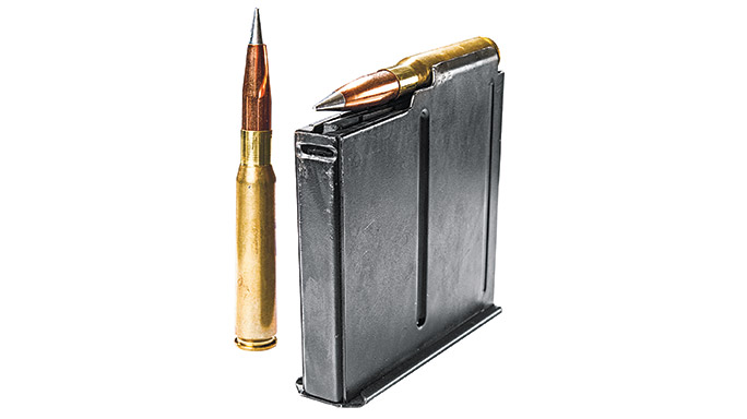 MG Arms Behemoth .50 BMG rifle magazine