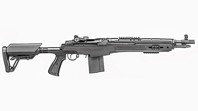 Springfield Armory M1A SOCOM 16 CQB Special Weapons profile