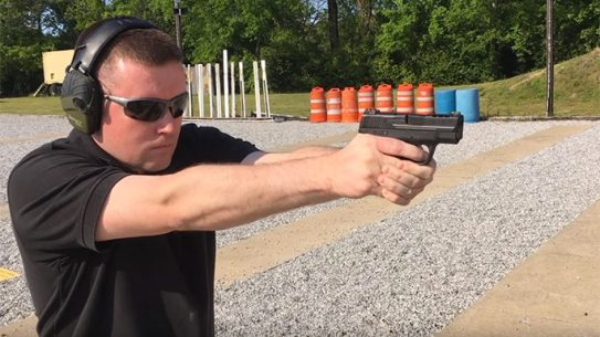 Smith & Wesson Performance Center Ported M&P Shield video
