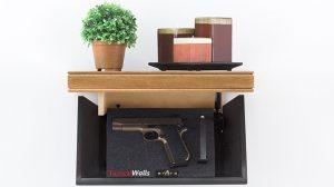 TacticalWalls Radio Frequency Identification model handgun