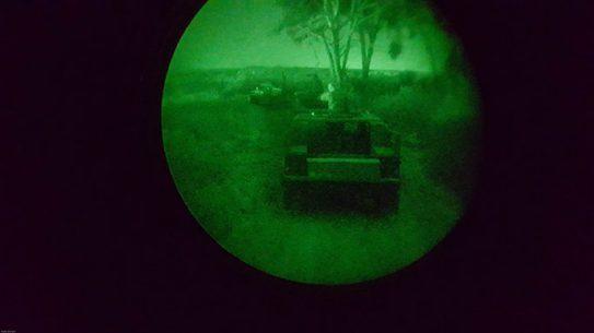 Tunisian Forces US Marines Counter-Terrorism